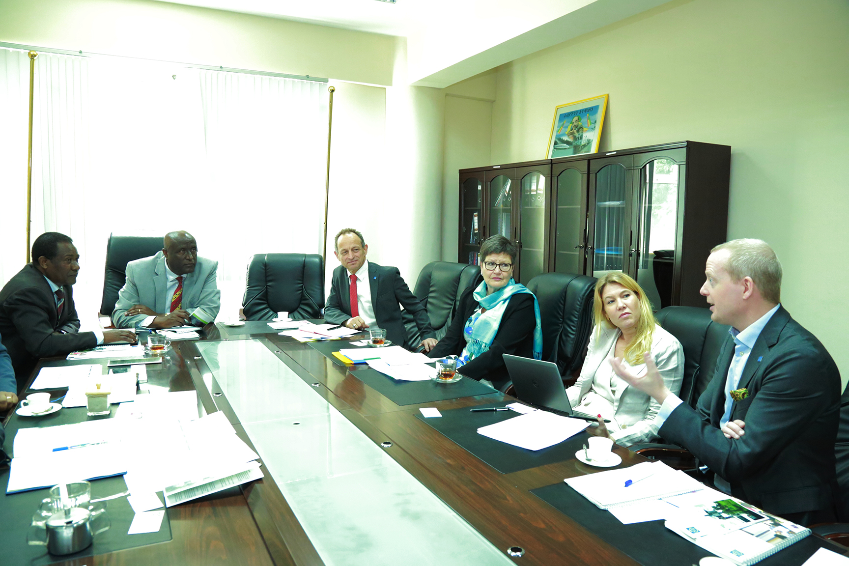 AAU, KTH hold discussion to enhance mutual innovativeness capacity