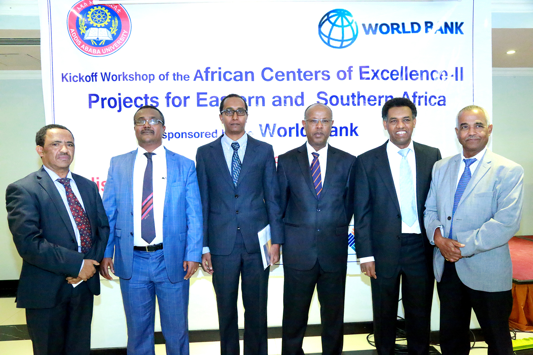African Centers of Excellence (ACE II) hold workshop meeting