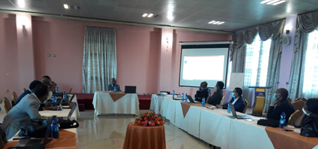 Sida Projects' Coordination Office (SPCO) organized a half-day conference.