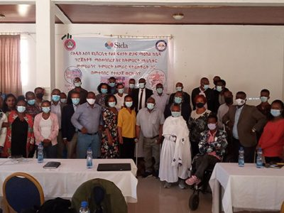 AAU Special Needs Support Center Organizes a Workshop