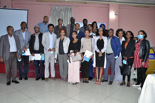 AAU-SNSC, Sida ensues Inclusive Education Policy Discussion Workshop